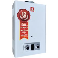 Проточный газовый водонагреватель Ладогаз ВПГ 10Е (NEW) 5 лет гарантии